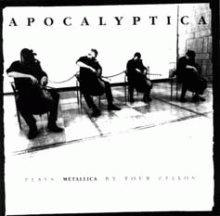 apocalyptica : plays met' by 4 cellos