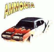 Ammonia: Mint 400