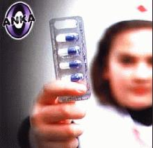 Anka: Antibiotique