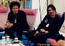 Young Gods: Eurock 2001