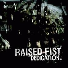 raised fist : dedication