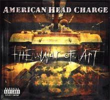 american head charge: the war of art