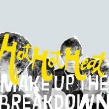 Hot Hot Heat: Make up the breakdown