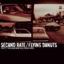 second rate - flying donuts