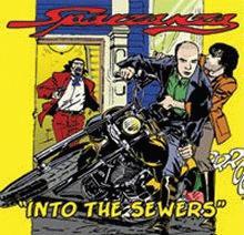 Sparzanza: ino the sewers