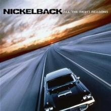 Nickelback : All the right reasons