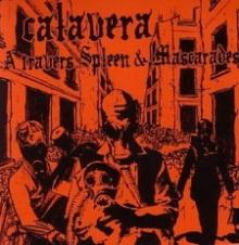 Calavera - A travers spleen & mascarades