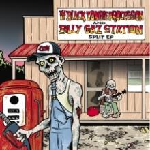 The Black Zombie Procession vs Billy Gaz Station - Split EP