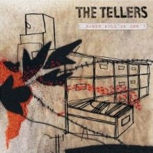 the tellers: hands full of ink