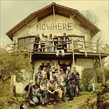 Nowhere : DVD+CD