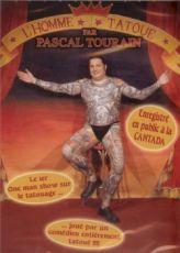 Pascal Tourain - L'homme tatoué
