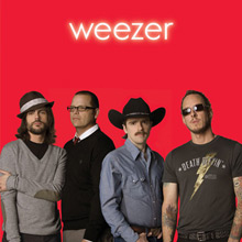 Weezer : the red album