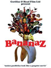 Gorillaz - Bananaz