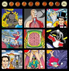 Pearl Jam - Backspacer Cover