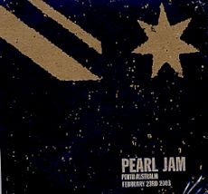 Pearl Jam - Live in Perth 2003