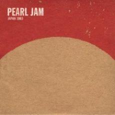 Pearl Jam - Live in Tokyo 2003