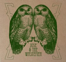 Jose and the Wastemen - Seven Cevennes cicadas