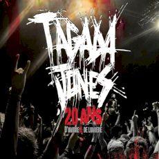 Tagada Jones - 20 ans d'ombre et de lumière