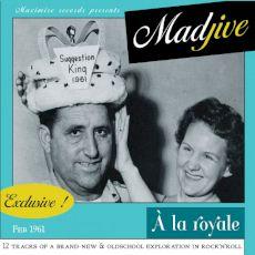 Madjive - À la royale