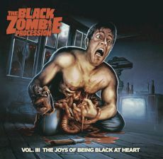 Artwork The Black Zombie Procession - Vol.III : The joys of being black at heart