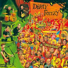 Dirty Fonzy - Riot in the pit