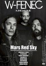 Mag #22 : Mars Red Sky