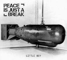Peace Is Just A Break - Little boy