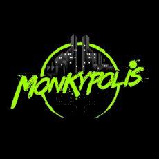 monkypolis - #B4CC03