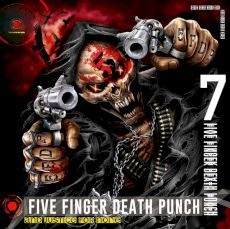 Five Finger Death Punch - And justice for none (Deluxe)