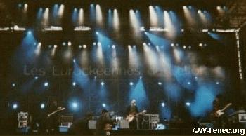 eurocks97: radiohead
