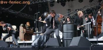 eurocks 2005: kaizer orchestra