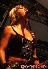 Dour 2005: Nashville Pussy