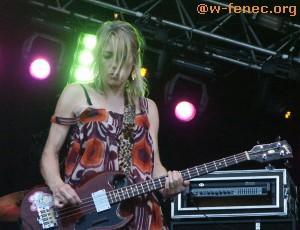 eurocks 2005: sonic youth