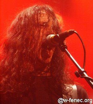 Gojira live à tourcoing (2005)