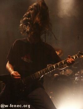 Gojira: live à Calais (2006)