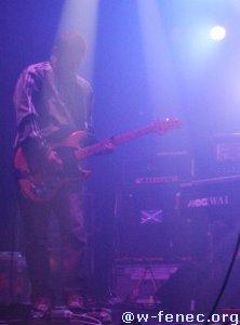 mogwai: live à Lille (avril 2006)