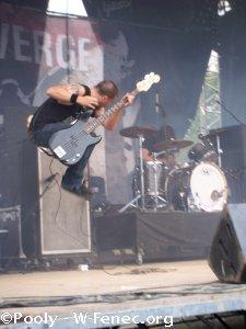Hellfest 2007: Converge