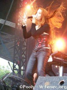 Hellfest 2007: Epica