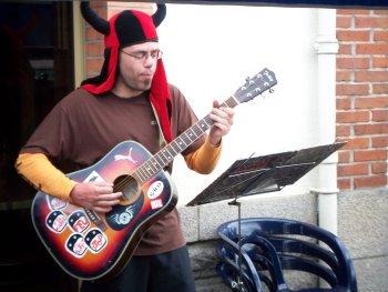 Hellfest 2008: Grum Lee