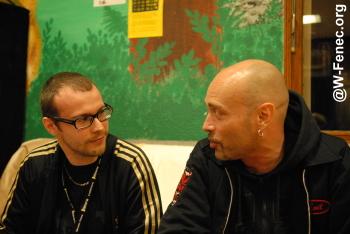 Ted interviewe Reuno