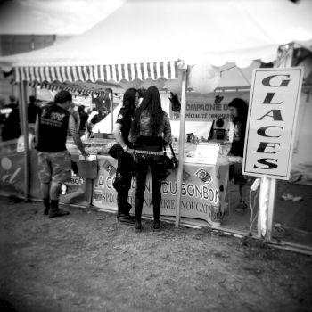 Hellfest 2010: Les métalleux sont des grands enfants