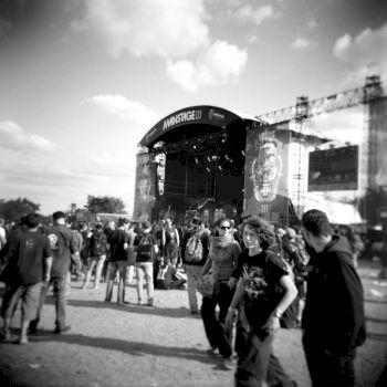 Hellfest 2010: MainStage01