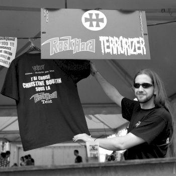 Hellfest 2010: On a vu Christine Boutin
