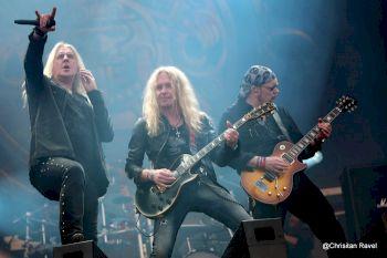 Hellfest 2013: Saxon