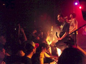 BBA au Cabaret Sauvage (mai 2012)