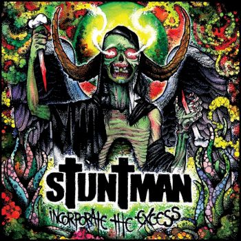 Stuntman - Incorporate the excess artwork