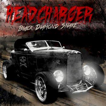 Artwork Headcharger - Black Diamond Snake