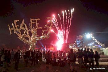 HellFest 2014: arbre