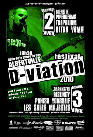 Festival D-Viation 2010 @ Albertville