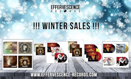 Effervescence Records winter sales